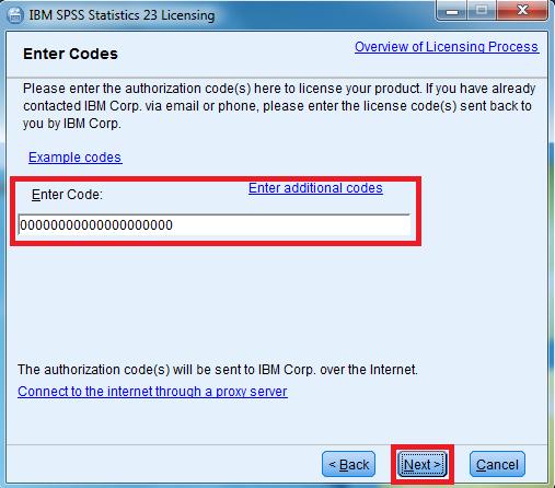 spss 21 authorization code crack