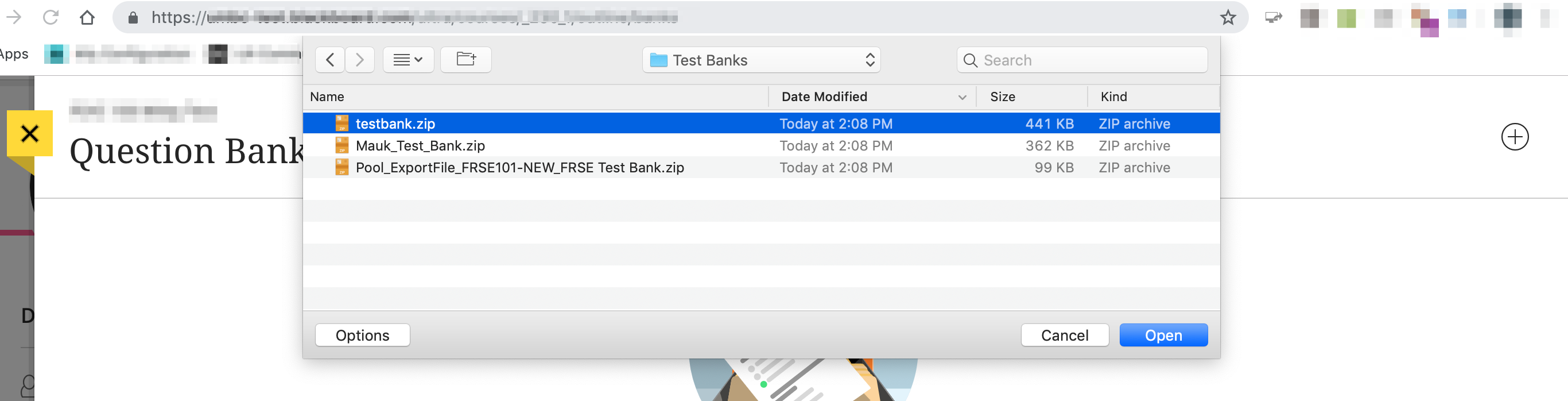 How do I import test banks and question pools into an Ultra course